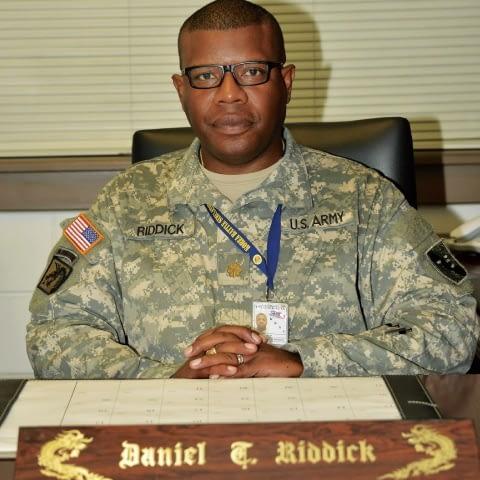 Daniel Tyrone Riddick